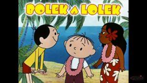 Bolek a Lolek: Na ostrovoch Polynézie