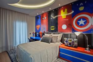Detská izba - Superhrdina