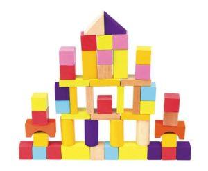 Drevené kocky - hračka