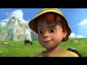 Heidi: Domček na strome (rozprávka)