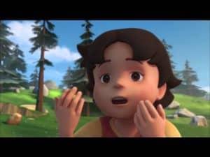 Heidi: Odchod z hôr (rozprávka)