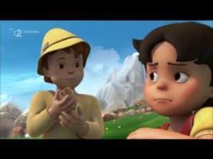 Heidi: Prvý deň v horách (rozprávka)