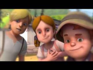Heidi: Útek z domu (rozprávka)