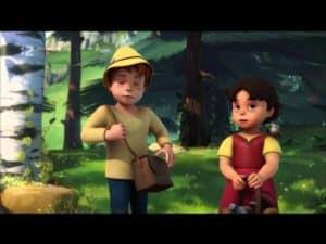 Heidi: Útok na domček na strome (rozprávka)