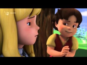 Heidi: V parku (rozprávka)