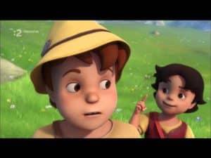 Heidi: Záchrana Nádherky (rozprávka)
