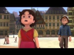 Heidi: Zvonica (rozprávka)