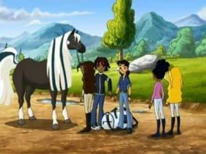 Horseland: Najlepšia strata (rozprávka)