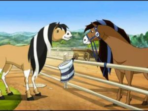 Horseland: Vytúžený darček (rozprávka)