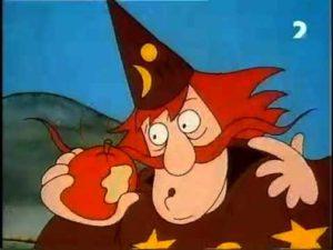 Jurošík: Čarodejník Melánio (rozprávka)