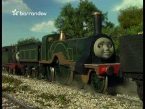 Lokomotíva Tomáš: Emily a odpadky (rozprávka)
