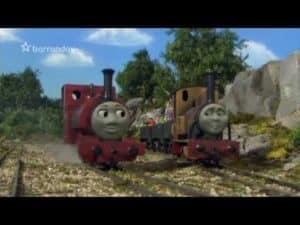 Lokomotíva Tomáš: Preťahovanie (rozprávka)