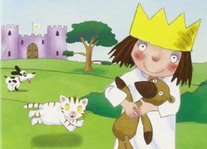 Rozprávka Malá princezná