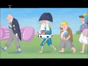 Malá princezná: Nechcem sa s nikým deliť (rozprávka)