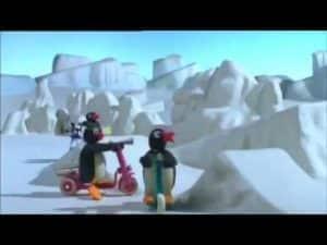 Pingu: Nový skúter (rozprávka)