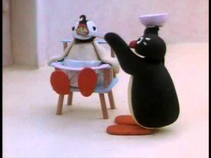 Pingu: Opatrovateľka (rozprávka)