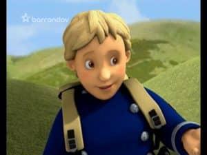 Požiarnik Sam: Chybička sa stane (rozprávka)