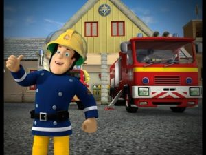 Požiarnik Sam: Deň matiek (rozprávka)