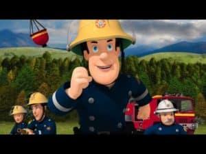 Požiarnik Sam: Letí, letí, všetko letí (video)