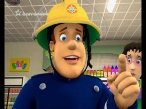 Požiarnik Sam: Pozor vlk (rozprávka)