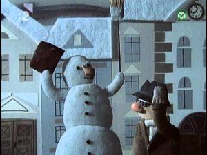 Snehuliacke rozprávky: Snežný muž (video)