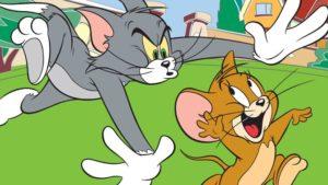 Rozprávka Tom a Jerry