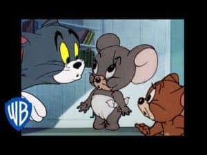 Tom a Jerry: Myška Tuffy (rozprávka)