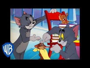 Tom a Jerry: Priatelia (rozprávka)