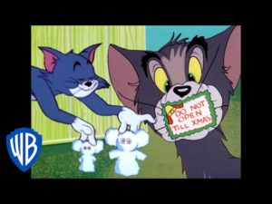 Tom a Jerry: Vianoce (rozprávka)