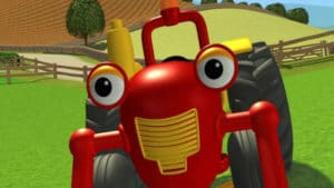 Rozprávka Traktor Tom
