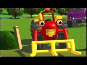 Traktor Tom: Klapálkove krídla (rozprávka)