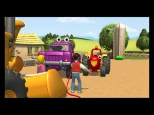 Traktor Tom: Športové popoludnie (rozprávka)
