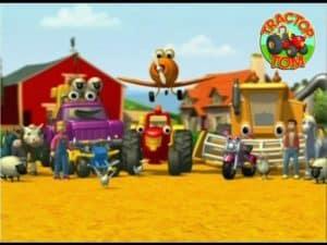 Traktor Tom: Veľký piknik (rozprávka)