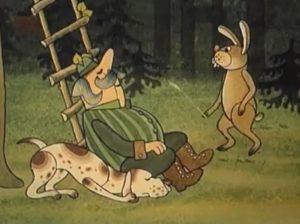 Rozprávka Zajac a horár